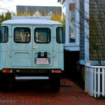 Car Spotting, Nantucket Style – Nantucket, Mass