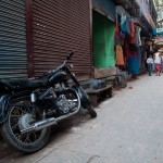 Man on the Move Goes to India - Two and Three Wheeled Edition