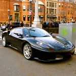 Ferrari 430 Coupe - Newbury Street, Boston