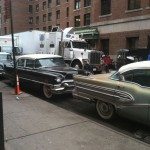 Inside Llewyn Davis Movie Set - MacDougal & West 3rd