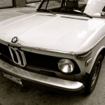 BMW 2002 - Water Street, Brooklyn
