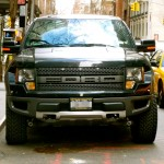 Ford SVT Raptor 6.2L - East 54th Street, NYC