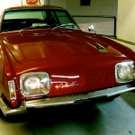 Garage Queens: Studebaker Avanti – East 44th Street, NYC