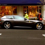 Ferrari FF - Madison Avenue, NYC
