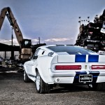 Shelby GT500CR: Plakos Scrap Processing - Brooklyn, NY