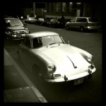 Porsche 356 S - NW Johnson & 14th, Portland, OR