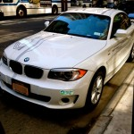 BMW 1-Series EV - East 63rd Street, NYC