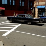 Chrysler Imperial Crown Coupe: Centre St - Jamaica Plain [Boston]