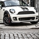 Mini Cooper Coupe JCW: Water Street - DUMBO, BK