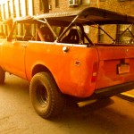 International Harvester Scout - West 57th Street, NYC