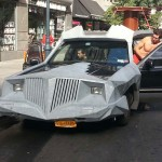 One Bizzarre Limousine - West 23rd Street, NYC