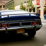 Mustang Mach 1: NW Glisan & 11th - Portland, OR