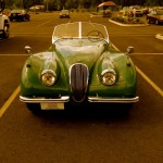 Jaguar XK120 - Lee, Mass