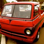 Dodge A100 Pick Up: La Jolla, California