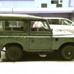 Land Rover Series III - Broadway Ave [UWS], NYC