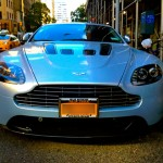 Aston Martin V12 Vantage - Lexington Ave, NYC