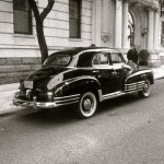 Chevy Fleetline Sportmaster Sedan - West 108th Street, NYC
