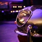A Rehearsal Dinner for Car Guys: Classic Car Club - Hudson Street, NYC