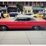 Chevy Impala Coupe - Columbus Ave, NYC