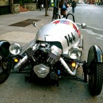 Morgan 3-Wheeler - 8th Street, NYC