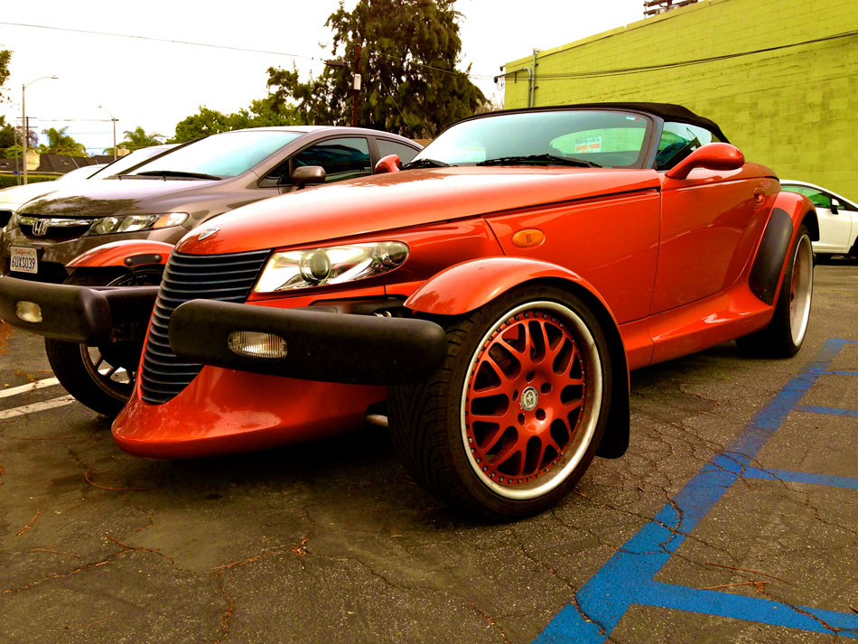 Plymouth Prowler - Beverly Hills, California