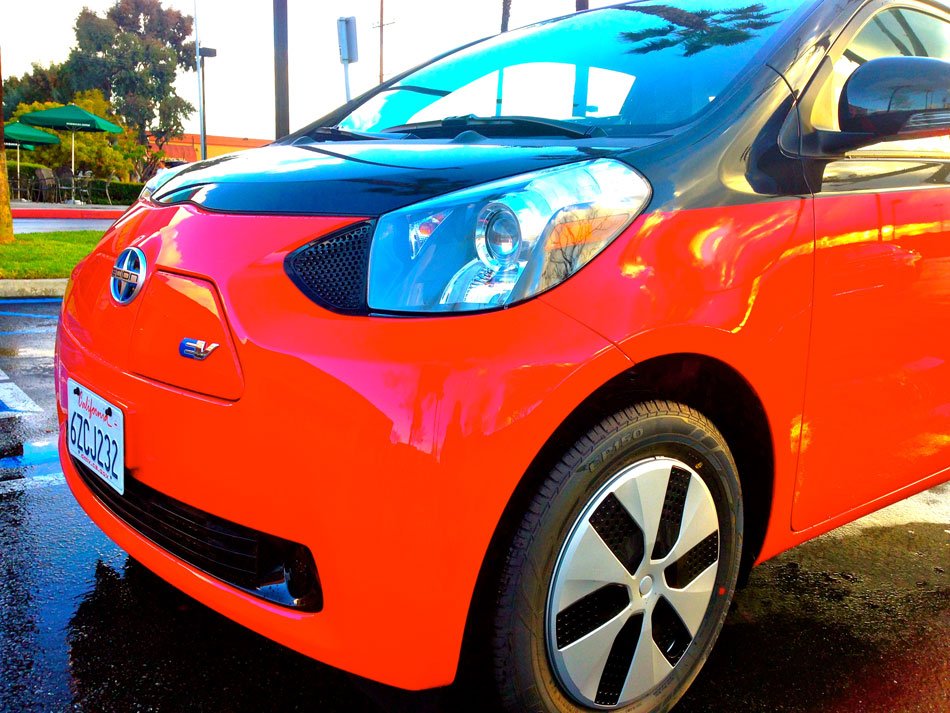 Scion IQ EV - Torrence, California