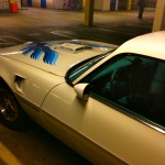 Garage Queens: Pontiac Firebird Trans Am - The Embarcadero, San Francisco