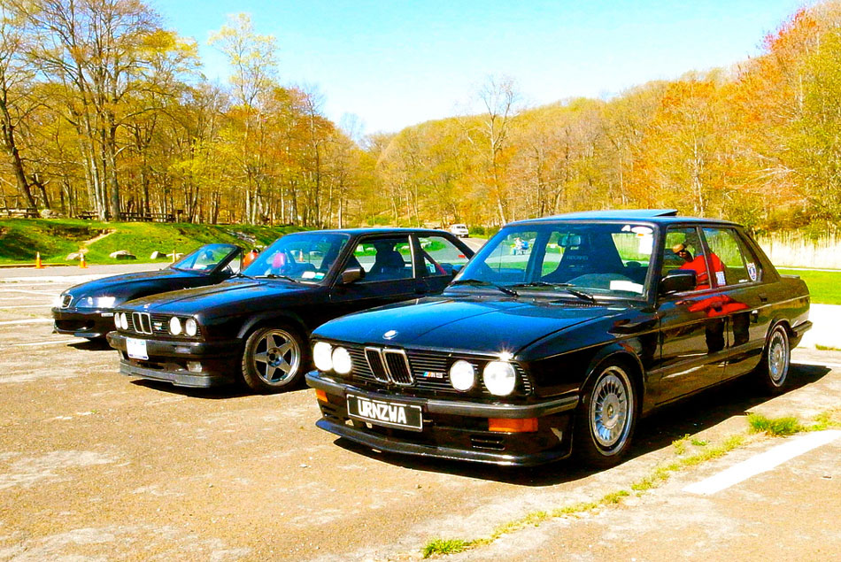 BMW Owner Meet - Harriman State Park, NY