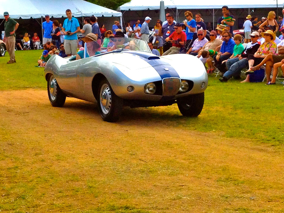 Greenwich Concours d ' Elegance - Sights & Sounds