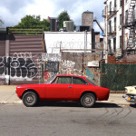 Alfa Romeo GTV - Roebling Street: Williamsburg, Brooklyn