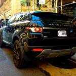 Range Rover Evoque Coupe - Broadway Ave, NYC
