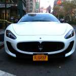 Maserati GranTurismo MC - Broadway Ave, NYC