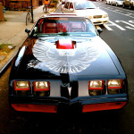 Pontiac Trans Am - Dekalb Avenue, Brooklyn