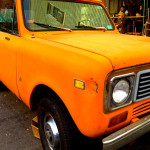 International Harvester Scout II - Williamsburg, Brooklyn