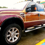 "Ford F-250 ""Woody"" - Fort Lauderdale, Florida"
