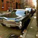 Cadillac Sedan de Ville - Hudson St, New York