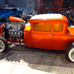 "'32 Ford ""Orange Crush"" Hot Rod - Williamsburg, Brooklyn"