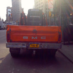 GMC 1/2 Ton Pickup Truck - Broadway @ 25th Street