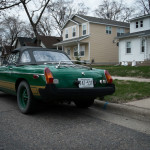 MG MGB: E 38th St & Park Ave S - Minneapolis, MN