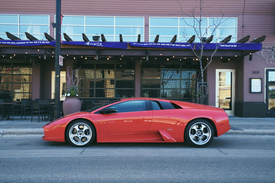 Lambo Murcielago   W16th St U0026 West End Blvd: St. Louis Park, ...