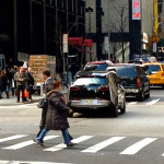 BMW i3 Mega City Vehicle - West 55th Street, NYC
