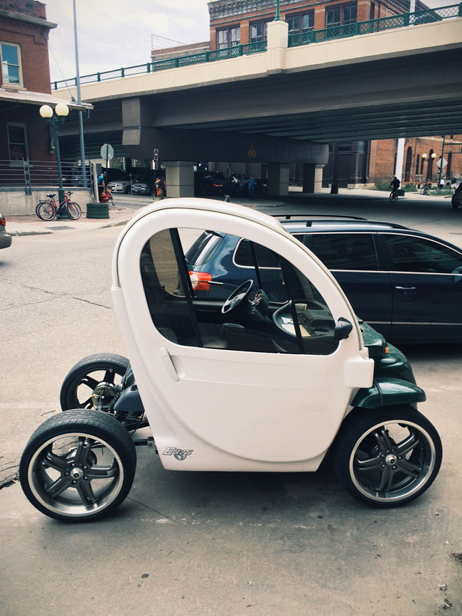 Global Electric Motorcar E825 - Lincoln, NE