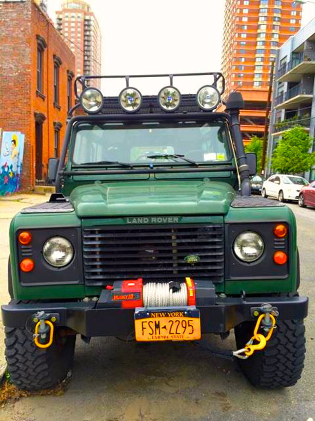 Defender 90 - 49th Street, Long Island City