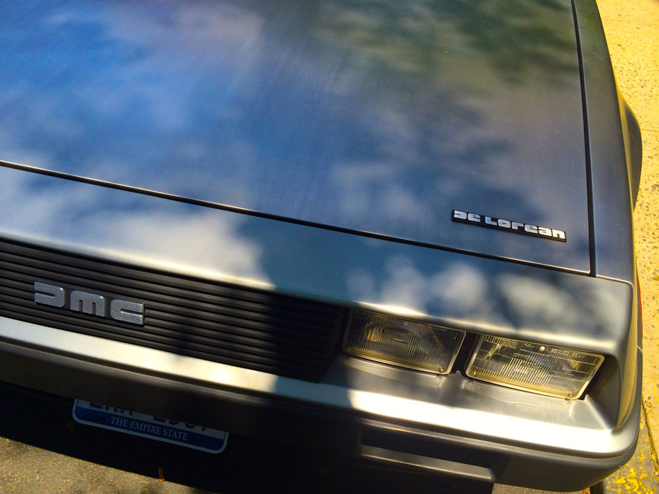 AMC Delorean - Lexington Avenue, NYC