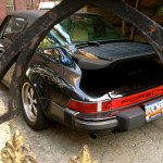 Porsche 911 Targa - West 25th Street, NYC