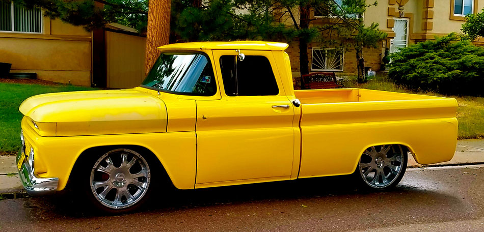 Chevy Apache Low Rider - Colorado Springs, CO