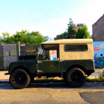 Land Rover Series II - 49th Ave & 5th, Long Island City