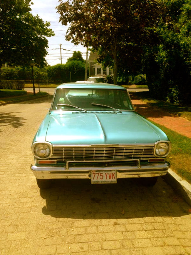 Chevy Nova Wagon - Nantucket, Mass