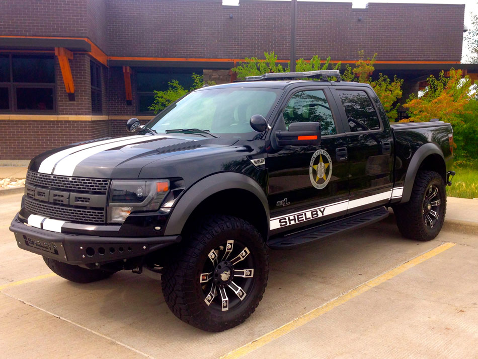 Ford Shelby Raptor For Sale >> Ford Raptor Police Truck: Park City, Utah   Man On The Move